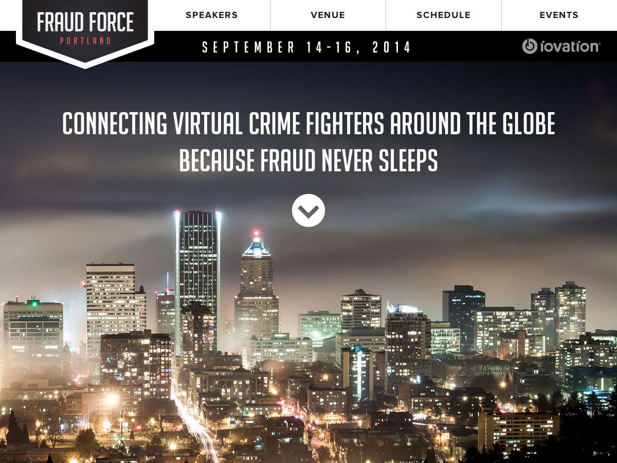 fraud force navigation