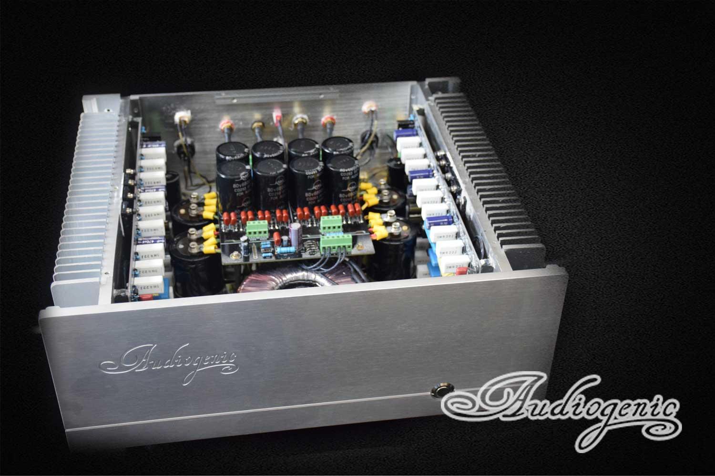 运用差动输入增加全对称及恒流源稳压电路,经过无数次改板升级pcb
