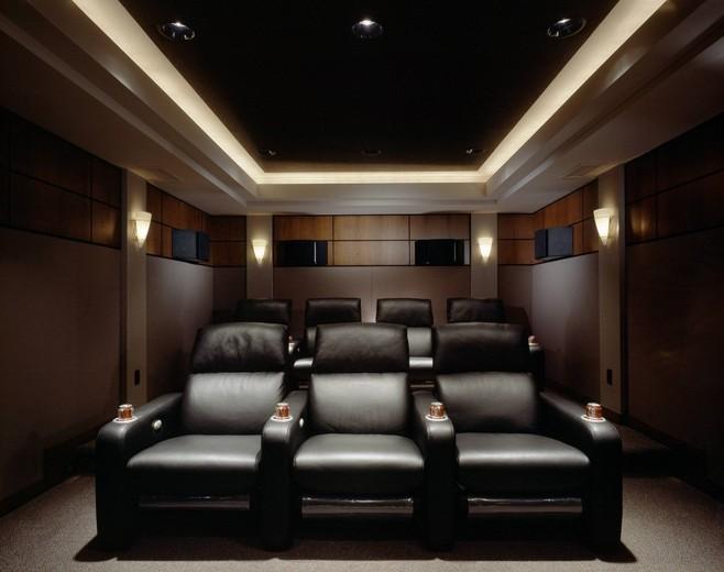 家庭电影院设计分享展示